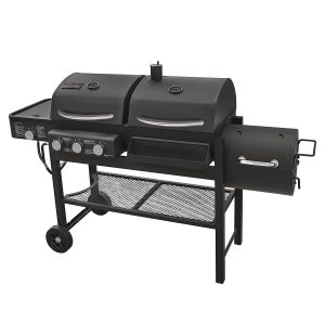 Smoke Hollow Gas-Charcoal-Smoker Combination Grill: Review