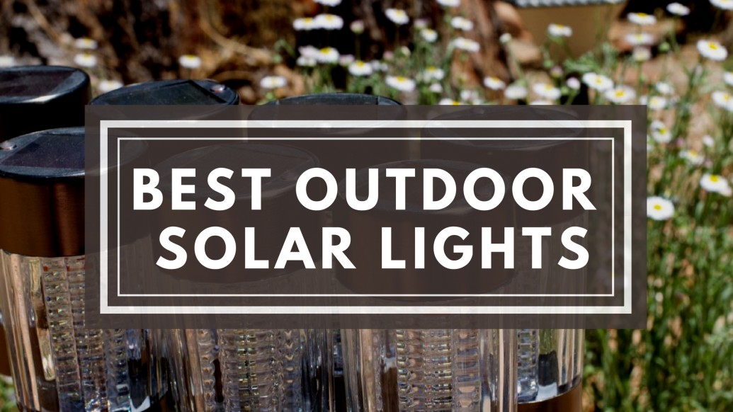 Best outdoor solar lights top 10 reviewed and our pick aloadofball Choice Image