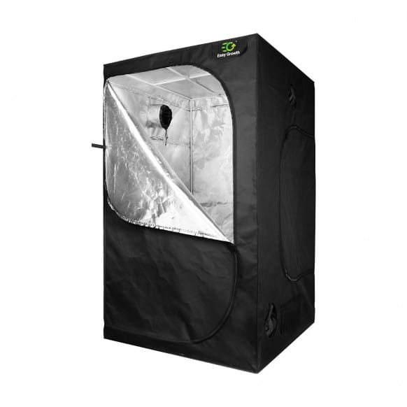 EasyGrowth Reflective Mylar Hydroponic Grow Tent Review
