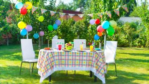 summer birthday party, outdoor activities to make the best summer birthday party