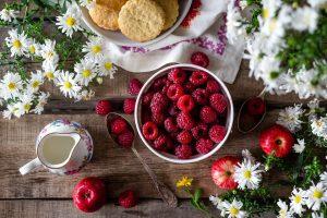 grow a fruitful raspberry bush