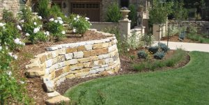retaining wall, building a retaining wall