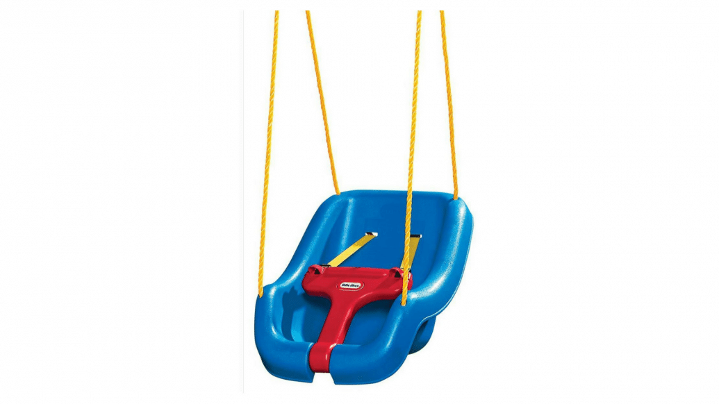 Little Tikes 2-in-1 Snug 'n Secure Swing, Little Tikes 2-in-1 Snug 'n Secure Swing