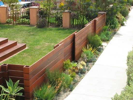 Gorgeous Fence Ideas For Your Yard