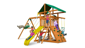 Swing-N-Slide Outing Play and Swing Set