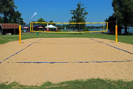 Things to Consider Before Building a Volleyball Court in ...