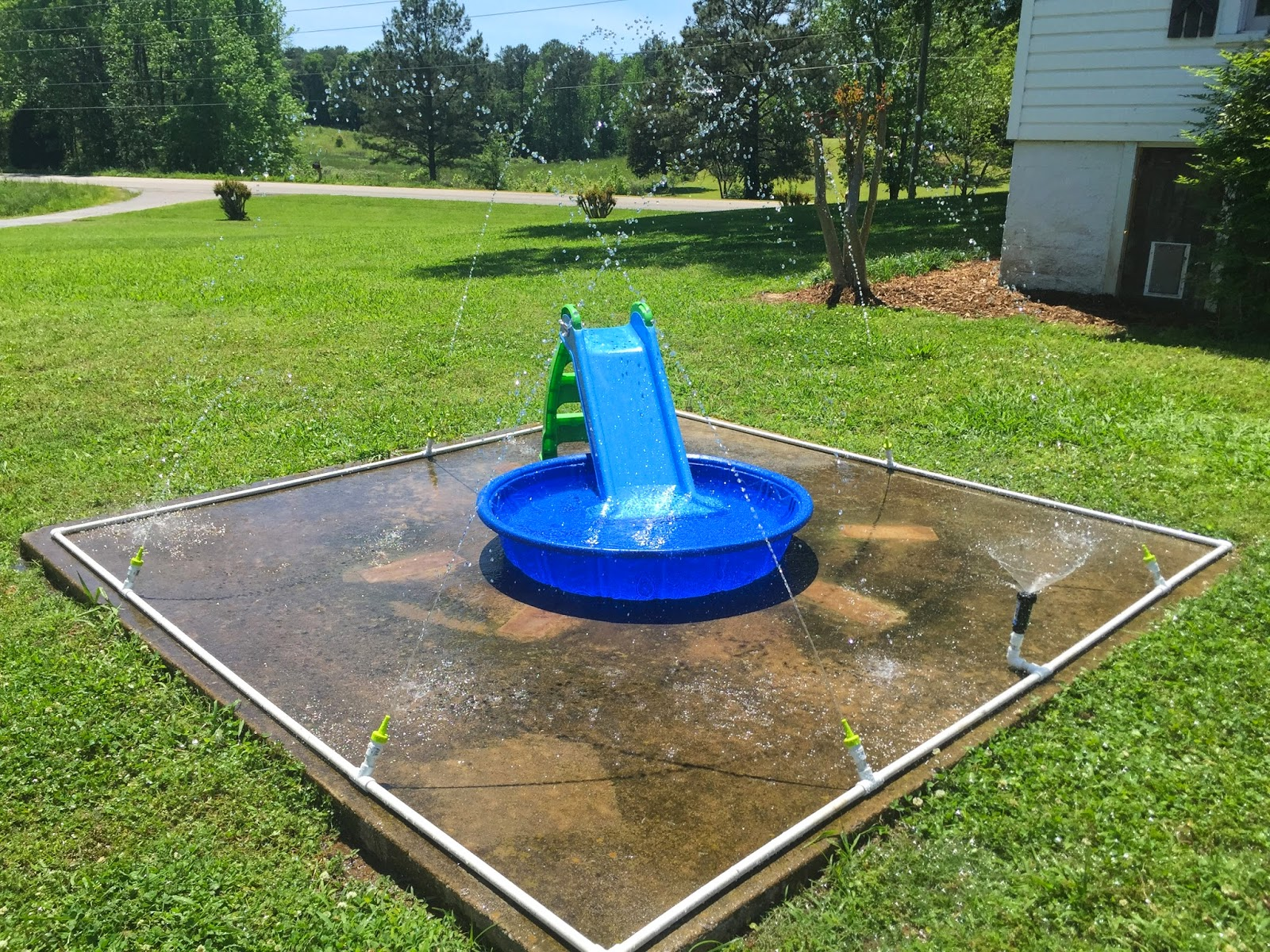 DIY Splash Pad: Tips and Tricks for Making Your Own