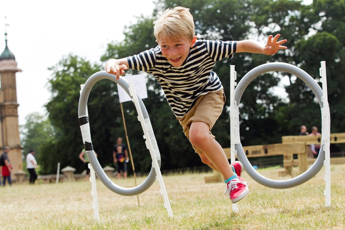 Fun Ways to Create a Backyard Obstacle Course for Kids