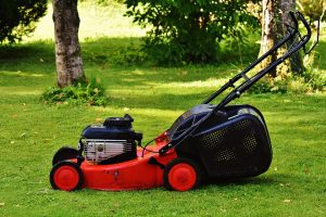 lawn mowing tips