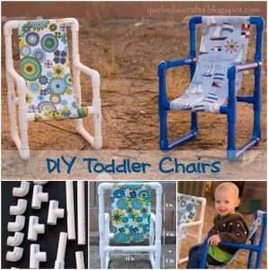 DIY camp chair