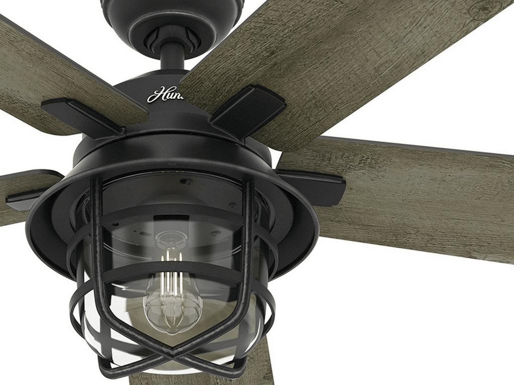 Hunter Fan 54 Weathered Zinc Outdoor Ceiling Fan Review