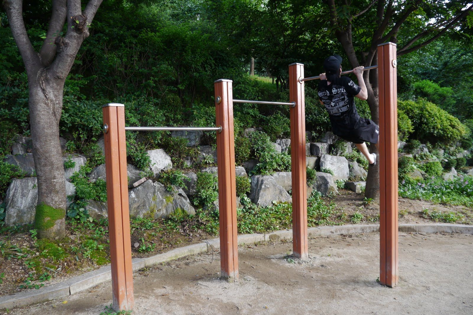 Tips for Building Your Own Backyard Gym