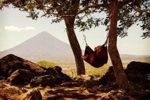 hang a hammock