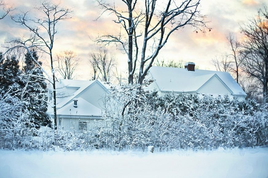 prepare your house for cold weather