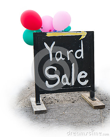 How To Have A Successful Yard Sale Tips And Tricks