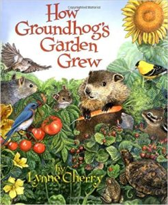 gardening books for kids