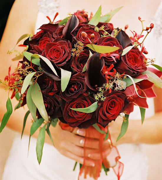 Fall Vintage Wedding Ideas: Beautiful Fall Wedding Bouquets To Inspire Your Big Day