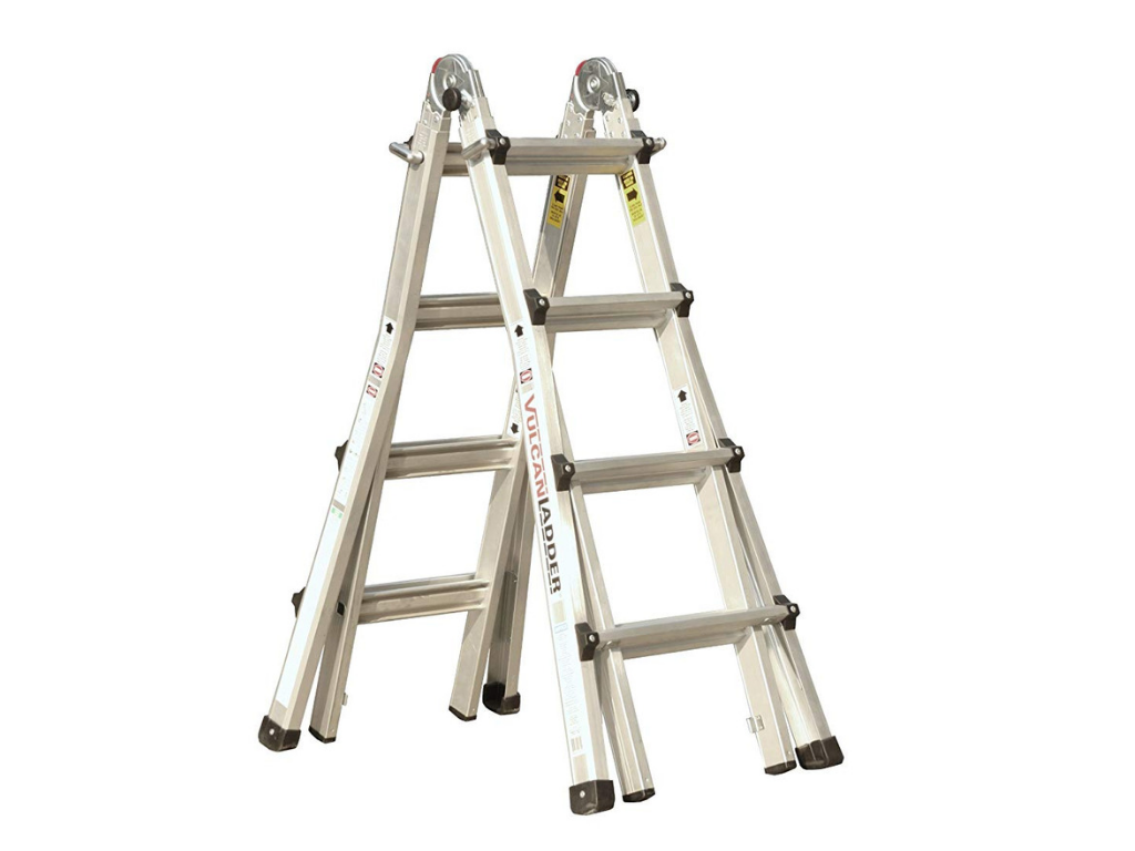 Vulcan Ladder Usa Multi Task Ladder Review