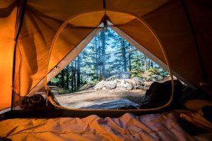 camping hacks, smart, easy