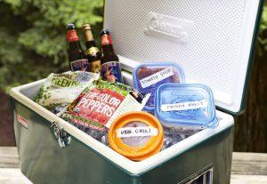 cooler, food, correct, best, pack