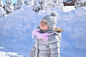 exercise in the Winter, kids, active