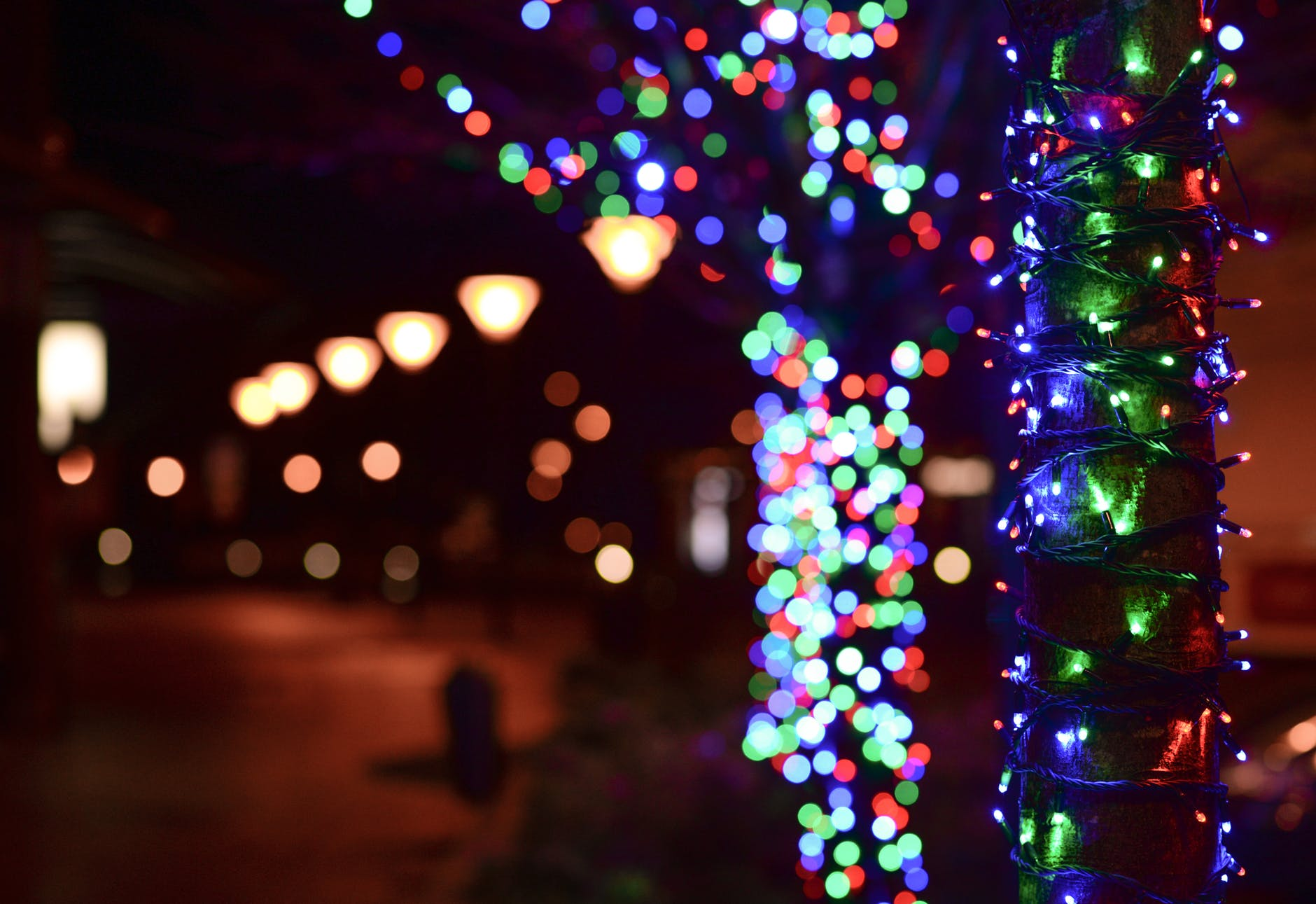Outdoor Led Christmas Lights Are They