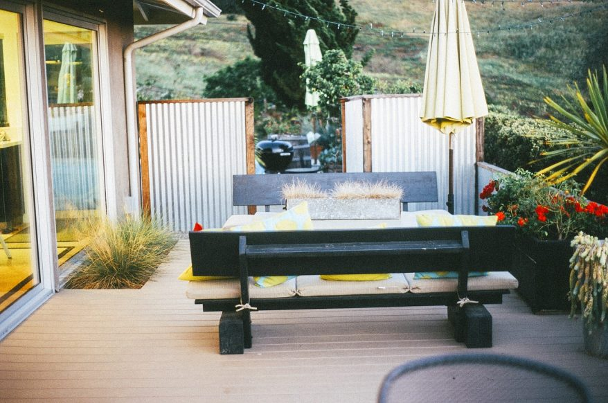 Decorating A Patio Without Money 8 Diy S