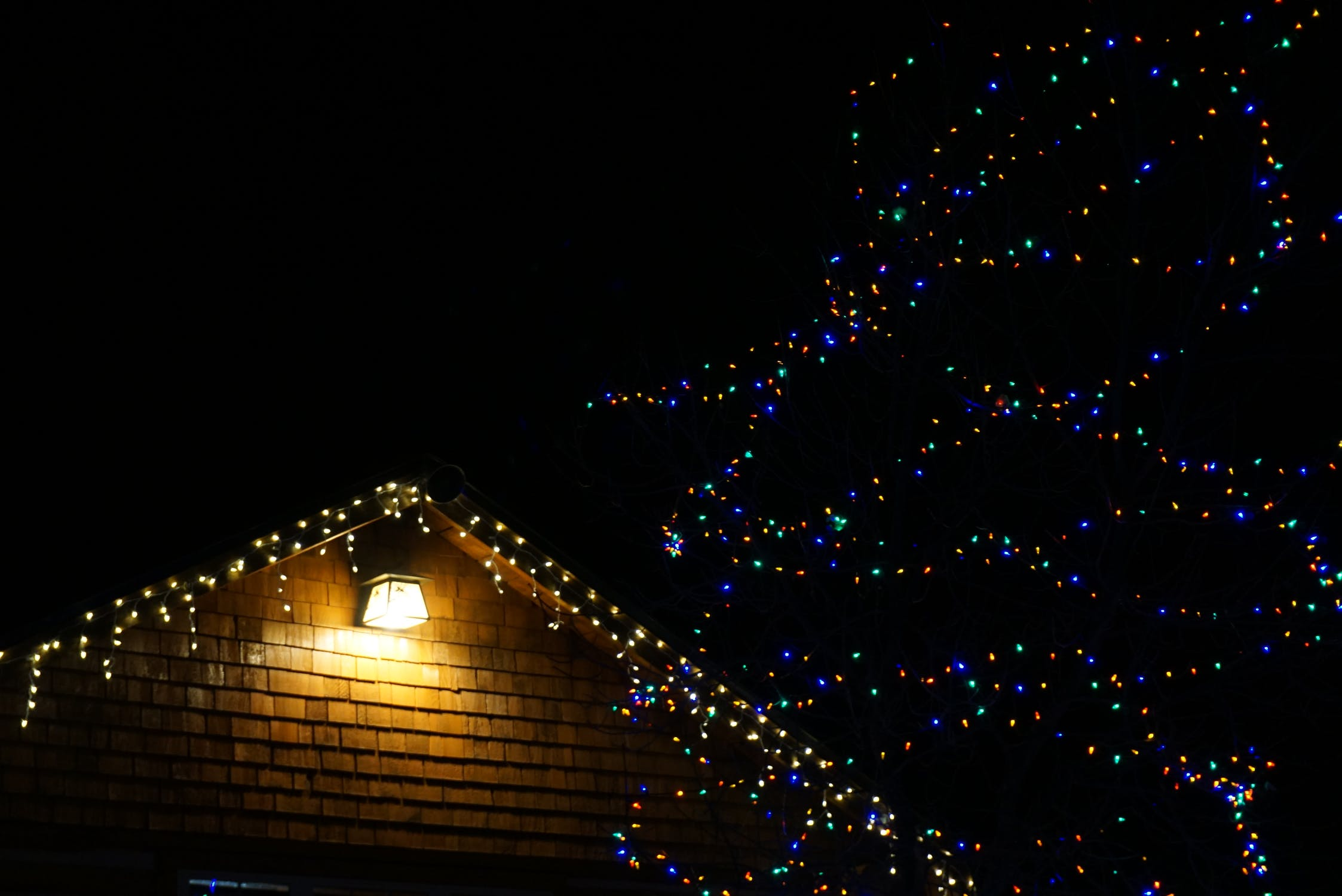 How to Make a Christmas Light Show in Your Yard
