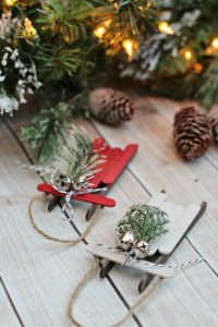 DIY ornaments, Christmas, kids