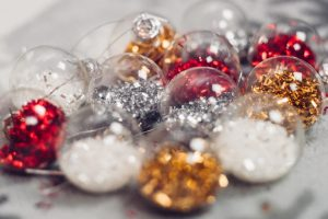 DIY ornaments, Christmas, kids