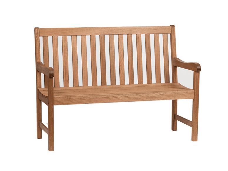eucalyptus bench