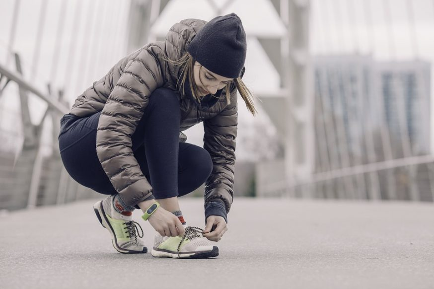 exercise in the Winter, healthy, cold