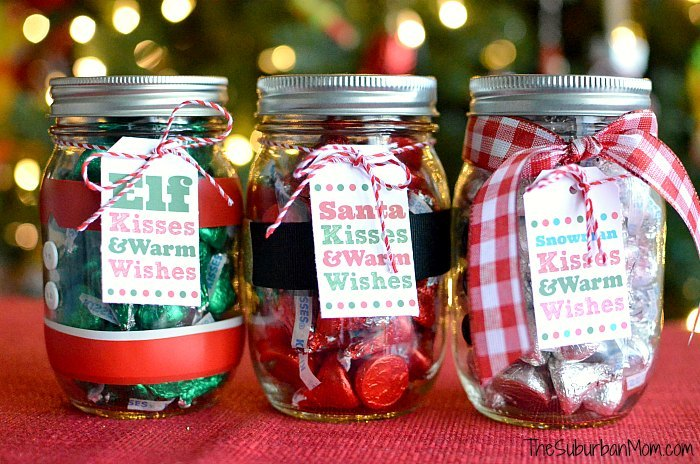 mason jar Christmas crafts, holiday, crafts