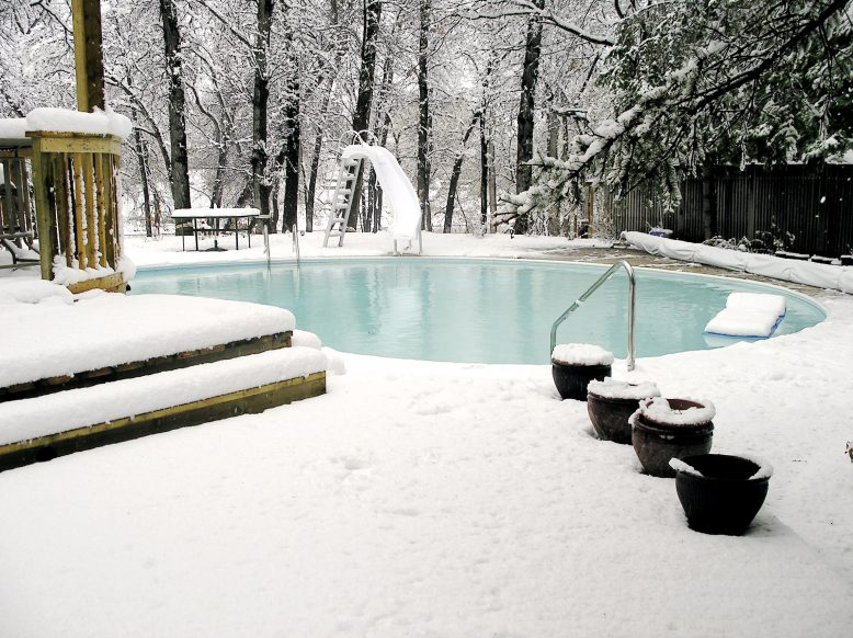 How To Winterize A Pool And Prevent It From Freezing