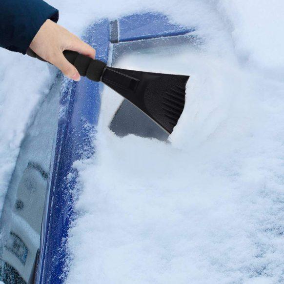 jelaty snow ice scraper, ice scraper, snow scraper