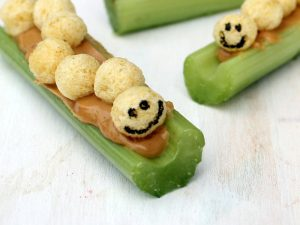 peanut butter snacks, fun, kids