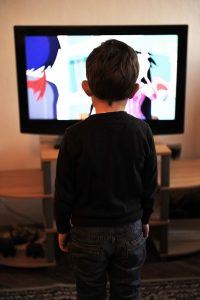 screen time, kids, TV