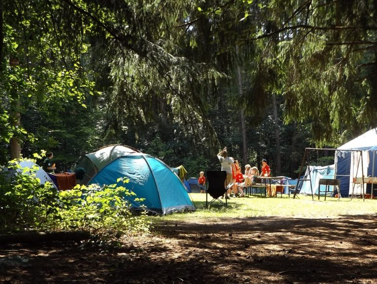 camping on a budget, save, money